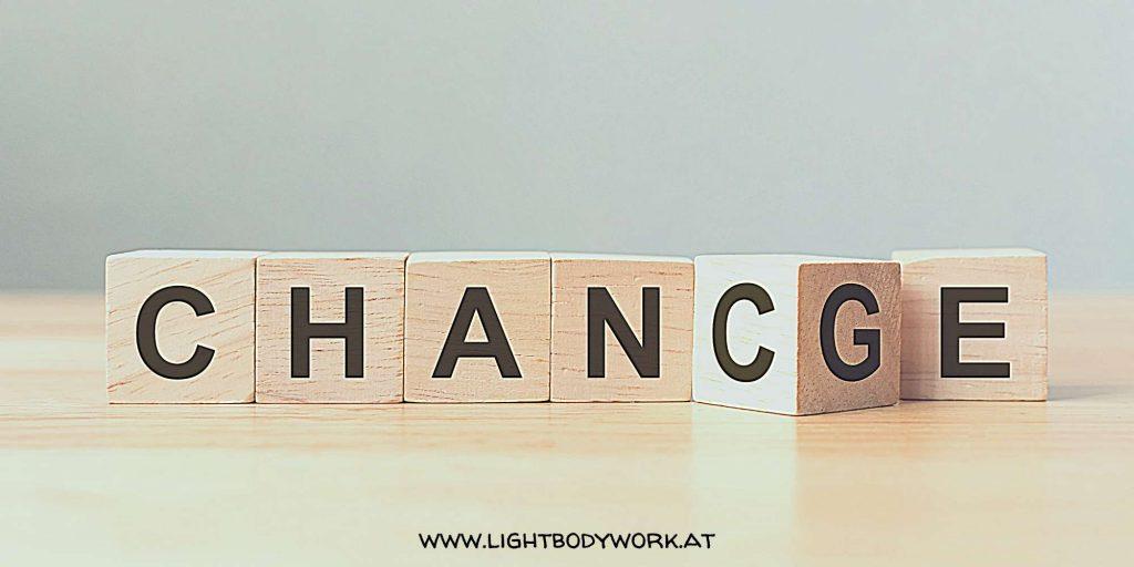 Leben verändern mit Instant Change